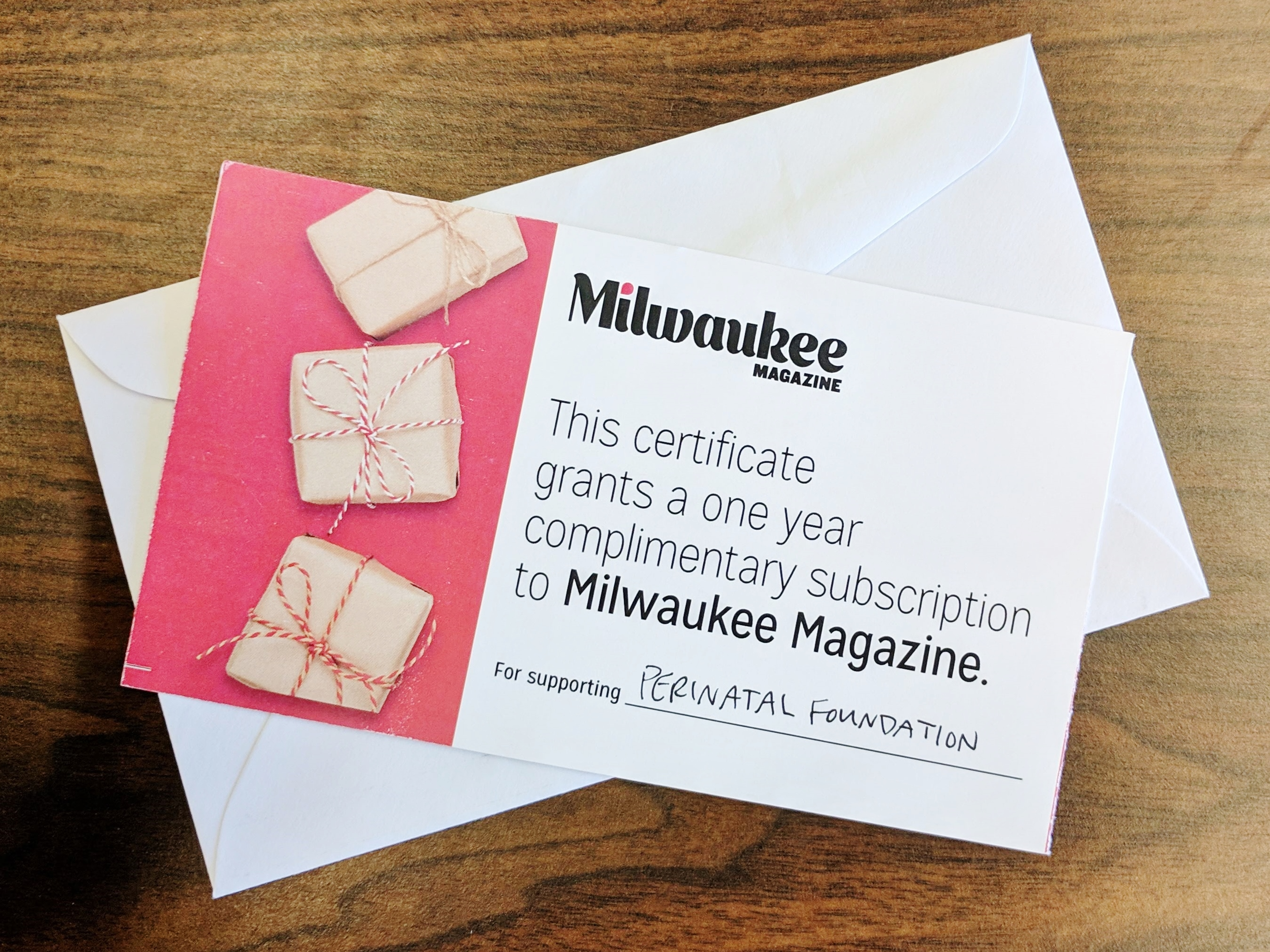 One Year Subscription to Milwaukee Magazine